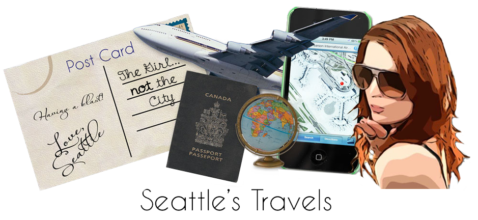 Seattle's Travels
